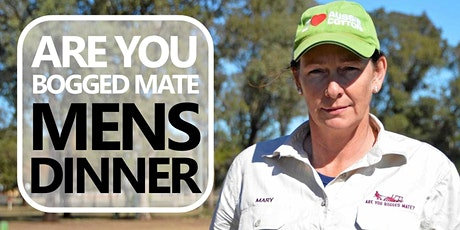 Are you bogged mate: Men's Roast Dinner tickets