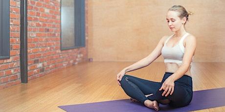 TEC社区午间瑜伽-盆骨养护与修复