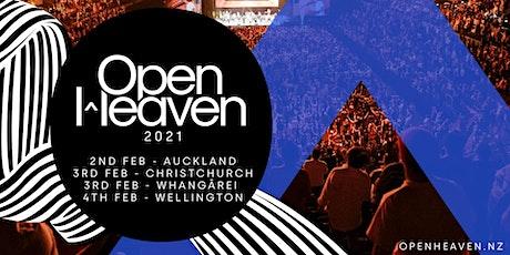 Open Heaven Christchurch tickets