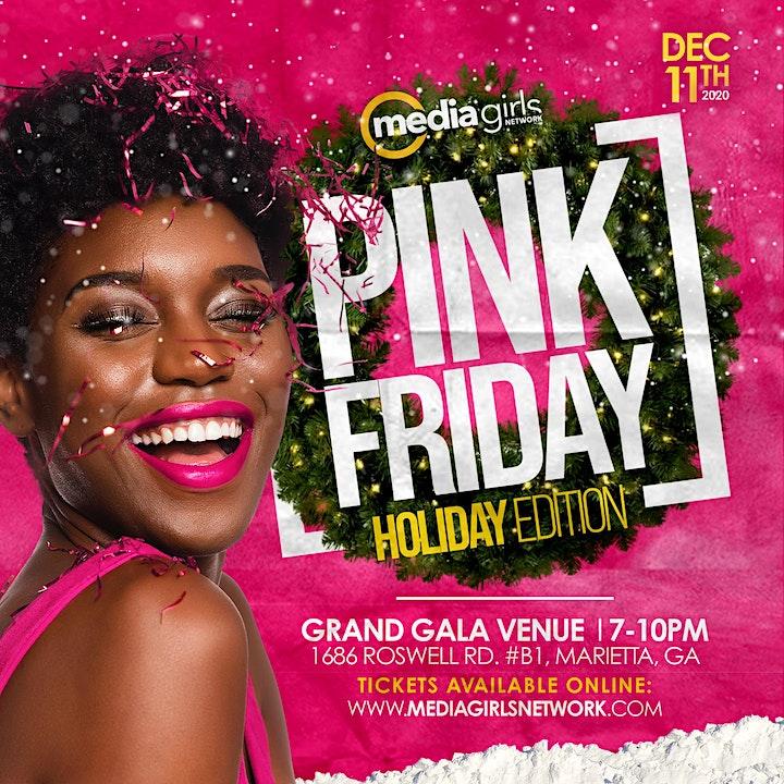 Pink Friday: #MediaGirls Holiday Edition image