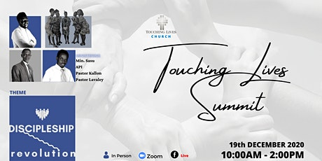 Touching Lives Summit 2020 tickets