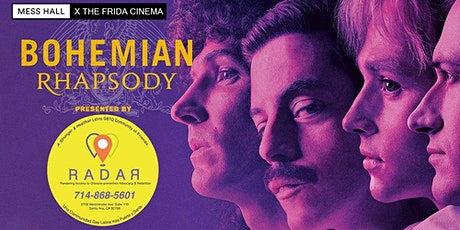 Bohemian Rhapsody: World AIDS Day Drive-In Screening, presented by RADAR tickets