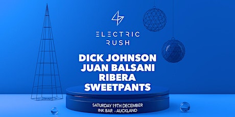 Electric Rush Auckland tickets