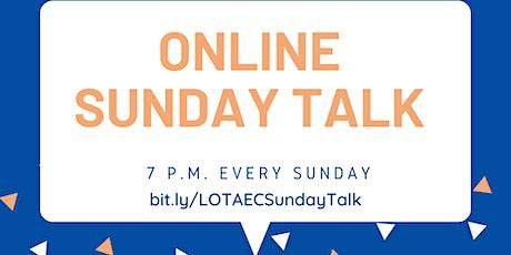 LOTAEC SUNDAY TALK tickets