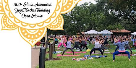 300 - Hour Advanced Yoga Teacher Training tickets