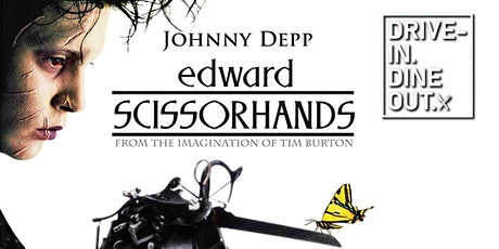 Edward Scissorhands 30th Anniversary - Drive-In at Mess Hall Market tickets