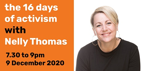 16 Days of Activism - Nelly Thomas tickets