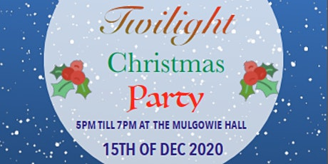 Twilight Christmas Party tickets