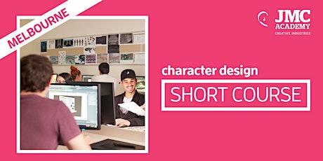 Character Design Short Course (JMC Melbourne) tickets