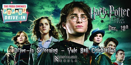 Harry Potter and the Goblet of Fire - The Frida Cinema Pop-Up Drive-In tickets