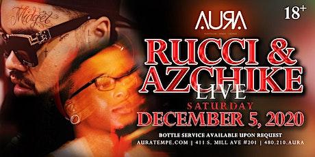 Rucci + AZ Chike tickets