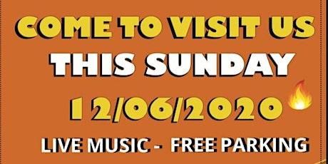 Domingo Familiar Navideño & Bazar/ Xmas Family Sunday & Vendors Market tickets