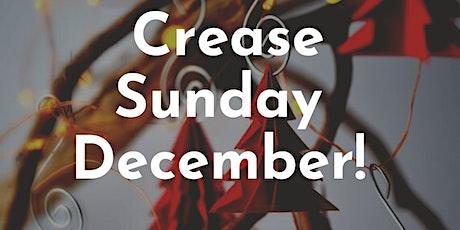 Crease Sunday December tickets