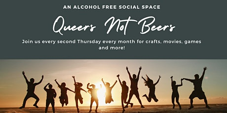 Queers not Beers  Guided Craft Night - Online tickets