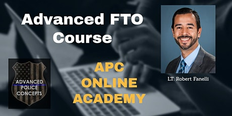 Advanced Field Training Officer Course tickets