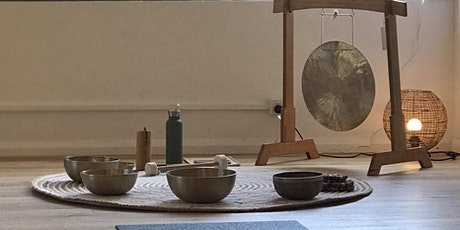 Art & Sound Therapeutic Retreat  for Japanese ladies W Light snack & gift tickets