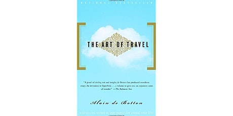 Book Review & Discussion : The Art of Travel tickets