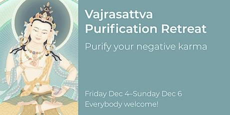 Vajrasattva Purification Retreat tickets