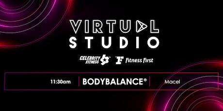 BODYBALANCE™ Monday 11:30am - 12:30pm tickets