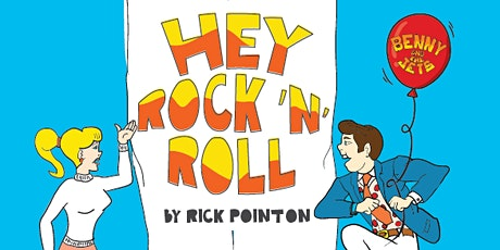 Hey Rock 'n' Roll  with Rick Pointon in Words and Music tickets