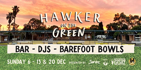 Hawker on the Green tickets