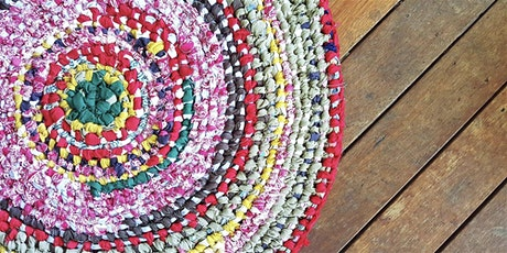 Boho Rag Rug Making tickets