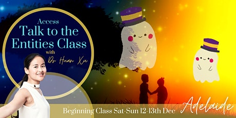 Talk to the Entities The Beginning Class tickets