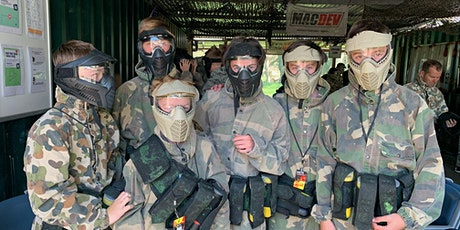 Paintball Pursuit tickets