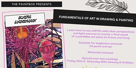 Fundamentals Of Art In Drawing & Painting tickets