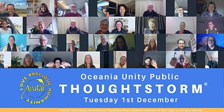 Online Oceania Unity Public Thoughtstorm® tickets
