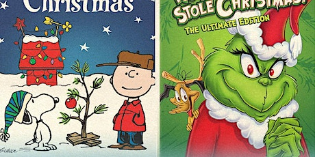 A Charlie Brown Christmas/The Grinch that Stole Christmas drive in movie LA tickets