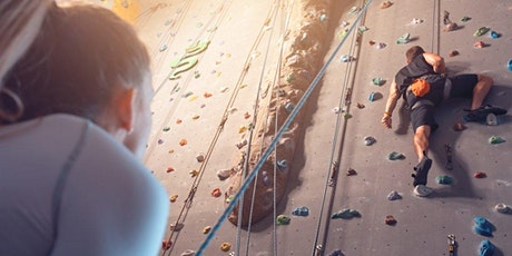 CLIMB YOUR WAY INTO HIS/HER HEART: INDOOR ROCK-CLIMBING EVENT tickets
