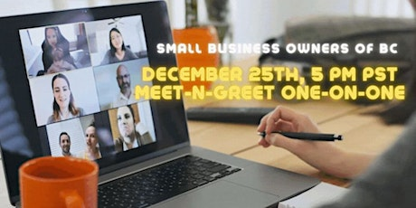 Small Business Owners Holiday Meet-n-Greet One-On-One tickets
