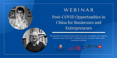 Post-COVID Opportunities in China for Businesses and Entrepreneurs tickets