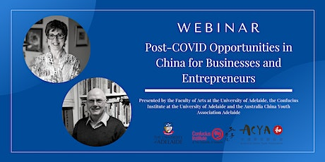 Post-COVID Opportunities in China for Businesses and Entrepreneurs billets