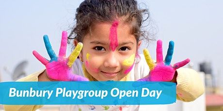 Bunbury Playgroup Open Day tickets