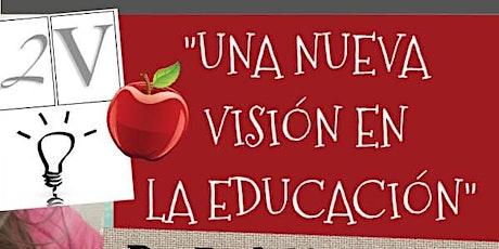 Adquiere tu Certificado: UNA NUEVA VISIÓN EN LA EDUCACIÓN/COVID boletos