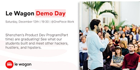 Le Wagon Demo Day - Batch #845 tickets