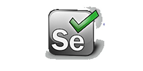 JAVA FOR SELENIUM WEBDRIVER TRAINING tickets