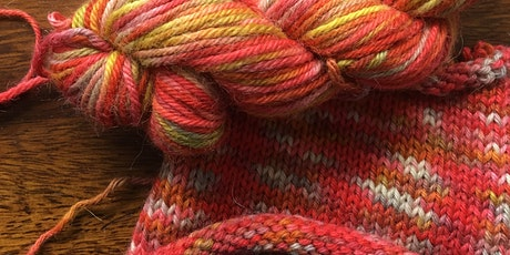 Multicoloured Yarns and Threads tickets