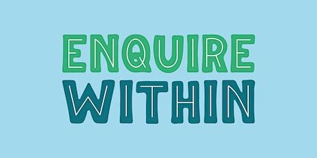 Enquire Within Teachers' Forum tickets