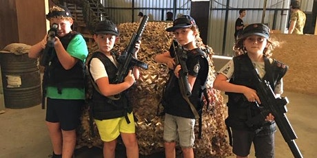 Real Combat Laser Tag tickets