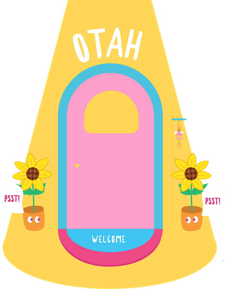 Otah & Friends: Volume 1 (27 Feb 2021 - 7 Mar 2021) image