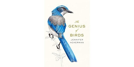 Book Review & Discussion : The Genius of Birds tickets