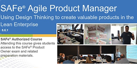 SAFe 5 Agile Product Manager (Online) tickets