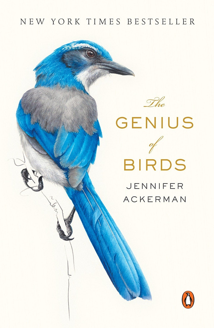 Book Review & Discussion : The Genius of Birds image