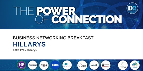 District32 Business Networking Breakfast – Hillarys - Tue 16th Feb tickets
