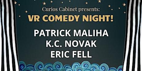 VR Comedy Night Dec.15, 2020 tickets