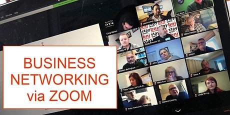 Bristol Business Networking (Virtually via Zoom) tickets