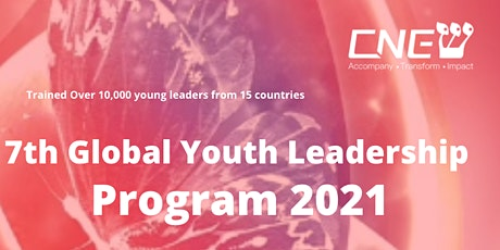Global Youth Leadership Program 2021 tickets